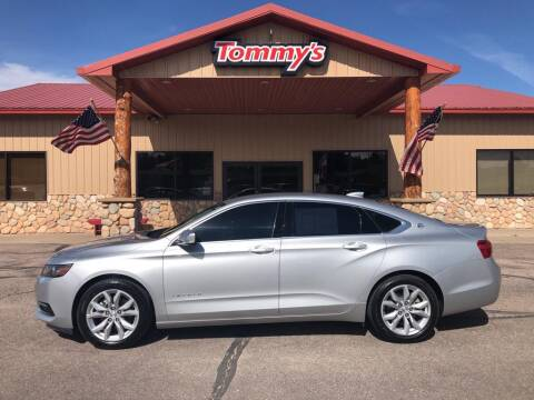 2018 Chevrolet Impala for sale at Tommy's Car Lot in Chadron NE