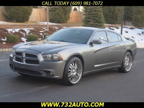 2011 Dodge Charger for sale at Absolute Auto Solutions in Hamilton NJ