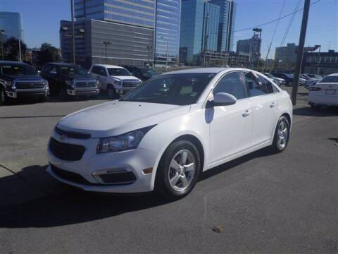 2016 Chevrolet Cruze Limited for sale at BEAMAN TOYOTA GMC BUICK in Nashville TN