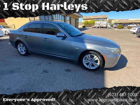 2010 BMW 5 Series for sale at 1 Stop Harleys in Peoria AZ