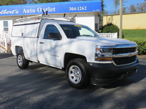 2016 Chevrolet Silverado 1500 for sale at Colbert's Auto Outlet in Hickory NC