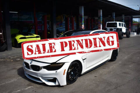 2018 BMW M3 for sale at ELITE MOTOR CARS OF MIAMI in Miami FL