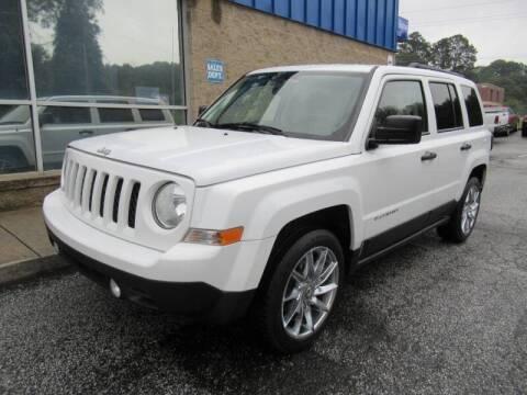 2015 Jeep Patriot for sale at Southern Auto Solutions - Georgia Car Finder - Southern Auto Solutions - 1st Choice Autos in Marietta GA
