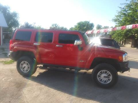 2006 HUMMER H3 for sale at PYRAMID MOTORS AUTO SALES in Florence CO
