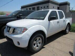 2012 Nissan Frontier for sale at MyAutoJack.com @ Auto House in Tempe AZ