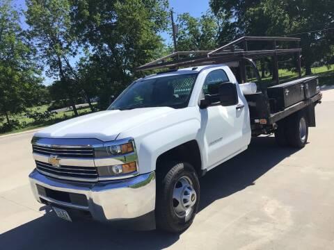 2016 Chevrolet Silverado 3500HD CC for sale at Bam Motors in Dallas Center IA