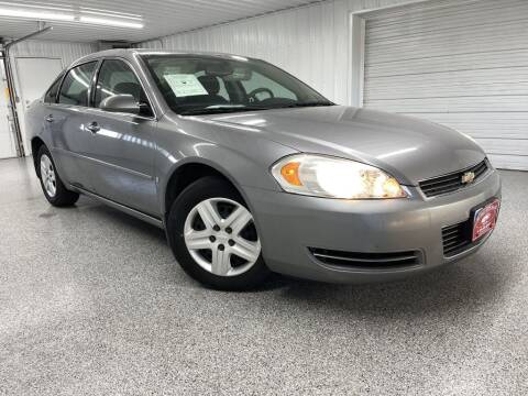 2006 Chevrolet Impala for sale at Hi-Way Auto Sales in Pease MN