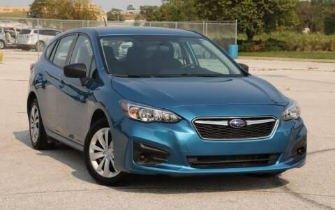 2017 Subaru Impreza for sale at Big O Auto LLC in Omaha NE