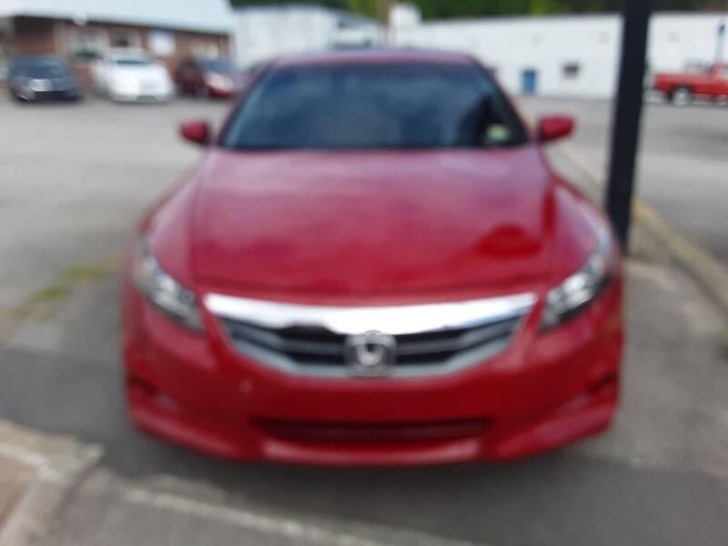 2012 Honda Accord for sale at Auto Villa in Danville VA