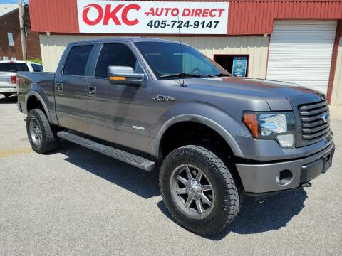 2012 Ford F-150 for sale at OKC Auto Direct, LLC in Oklahoma City OK