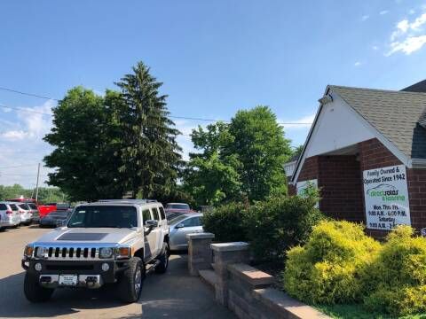 2008 HUMMER H3 for sale at Direct Sales & Leasing in Youngstown OH
