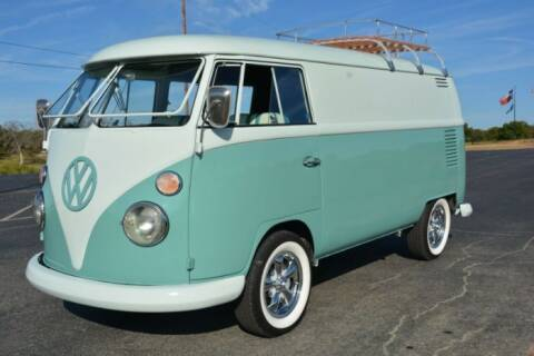1967 Volkswagen Vanagon for sale at Classic Car Deals in Cadillac MI