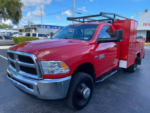 2014 RAM Ram Chassis 3500 for sale at CACHETEAUTO in Miami FL
