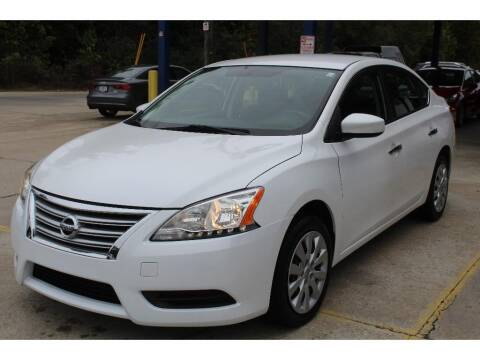 2015 Nissan Sentra for sale at Inline Auto Sales in Fuquay Varina NC