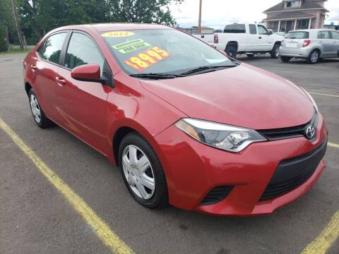 2014 Toyota Corolla for sale at Low Price Auto and Truck Sales, LLC in Brooks OR