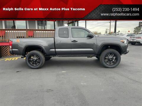 2020 Toyota Tacoma for sale at Ralph Sells Cars at Maxx Autos Plus Tacoma in Tacoma WA