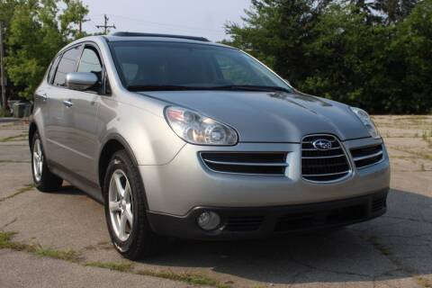 2006 Subaru B9 Tribeca for sale at Square Business Automotive in Milwaukee WI