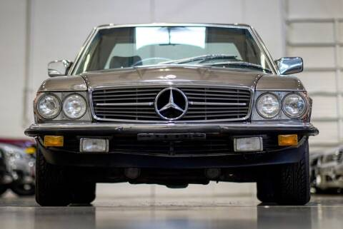 1985 Mercedes-Benz 380-Class for sale at MS Motors in Portland OR