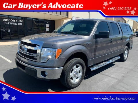 2013 Ford F-150 for sale at Car Buyer's Advocate in Phoenix AZ