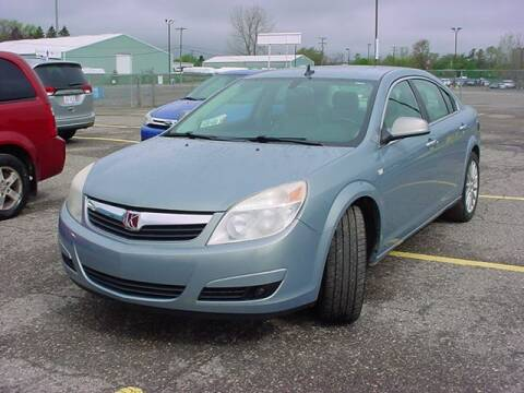 2009 Saturn Aura for sale at VOA Auto Sales in Pontiac MI