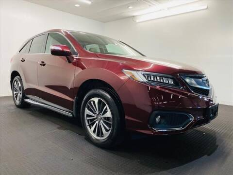 2018 Acura RDX for sale at Champagne Motor Car Company in Willimantic CT