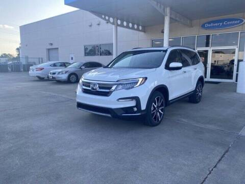 2021 Honda Pilot for sale at J P Thibodeaux Used Cars in New Iberia LA