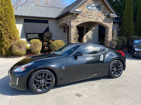 2016 Nissan 370Z for sale at Hoyle Auto Sales in Taylorsville NC