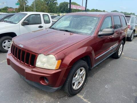2007 Jeep Grand Cherokee for sale at Sartins Auto Sales in Dyersburg TN