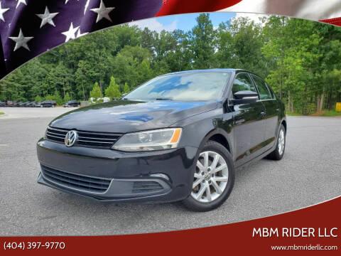 2013 Volkswagen Jetta for sale at MBM Rider LLC in Alpharetta GA