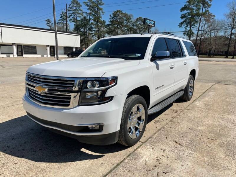 2015 Chevrolet Suburban for sale at AUTO WOODLANDS in Magnolia TX