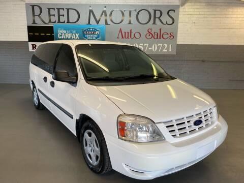 2004 Ford Freestar for sale at REED MOTORS LLC in Phoenix AZ