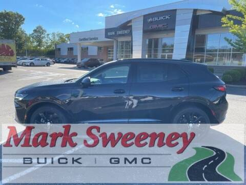 2021 Buick Envision for sale at Mark Sweeney Buick GMC in Cincinnati OH