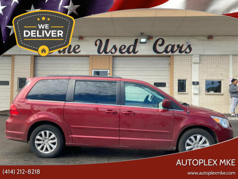 2012 Volkswagen Routan for sale at Autoplex MKE in Milwaukee WI