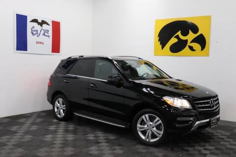 2014 Mercedes-Benz M-Class for sale at Carousel Auto Group in Iowa City IA