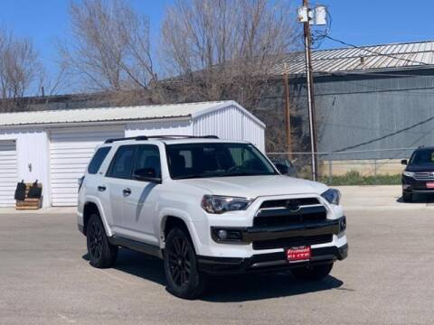 2019 Toyota 4Runner for sale at Rocky Mountain Commercial Trucks in Casper WY