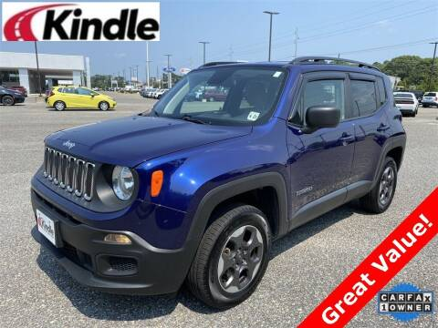 2018 Jeep Renegade for sale at Kindle Auto Plaza in Cape May Court House NJ