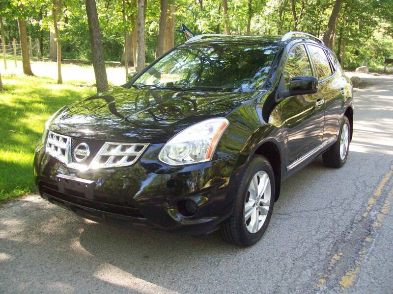 2012 Nissan Rogue for sale at Edgewater of Mundelein Inc in Wauconda IL