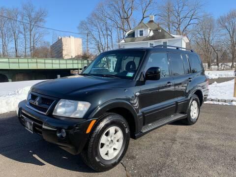 2003 Mitsubishi Montero for sale at Mula Auto Group in Somerville NJ