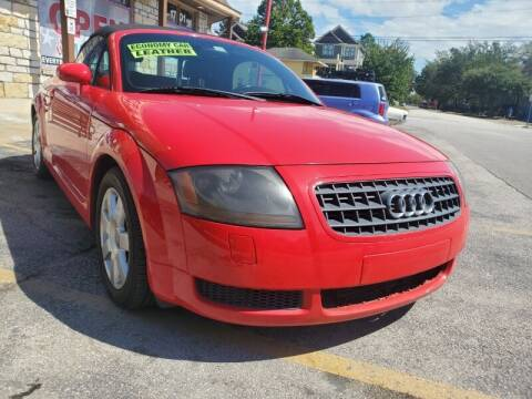 2003 Audi TT for sale at USA Auto Brokers in Houston TX