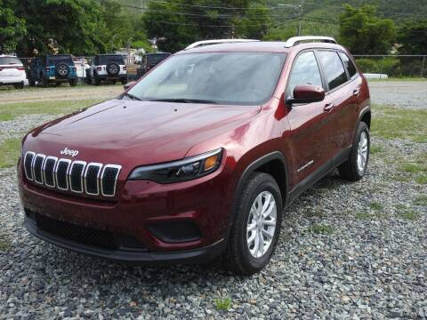 2020 Jeep Cherokee for sale at Caribbean Auto Mart -C in St Thomas VI