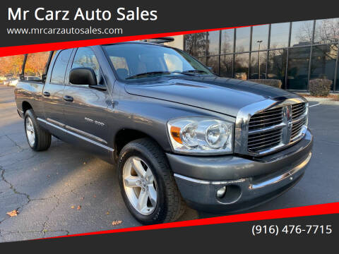 2007 Dodge Ram Pickup 1500 for sale at Mr Carz Auto Sales in Sacramento CA