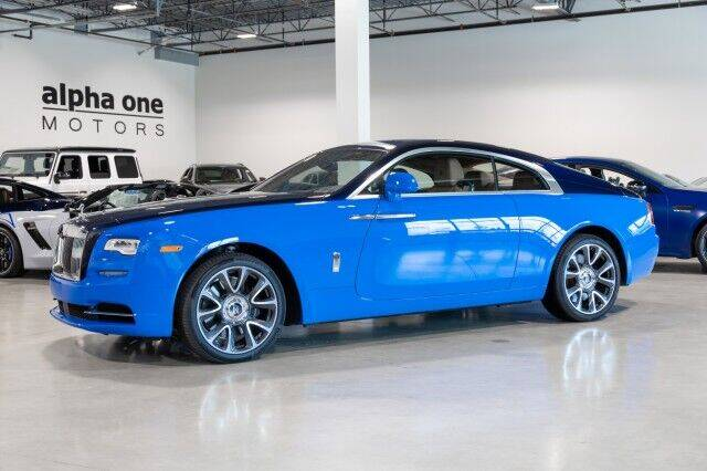 2019 Rolls-Royce Wraith for sale in Round Rock, TX