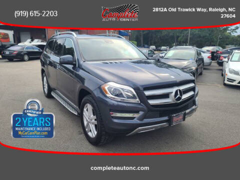 2014 Mercedes-Benz GL-Class for sale at Complete Auto Center , Inc in Raleigh NC