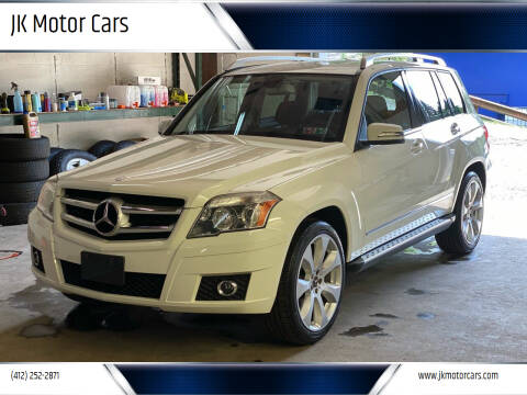 2010 Mercedes-Benz GLK for sale at JK Motor Cars in Pittsburgh PA
