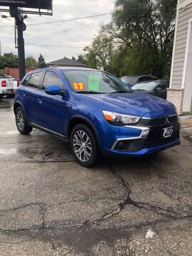 2017 Mitsubishi Outlander Sport for sale at 1st Quality Auto in Milwaukee WI