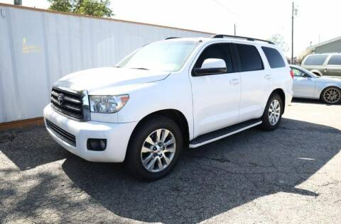 2008 Toyota Sequoia for sale at Queen City Classics in West Chester OH