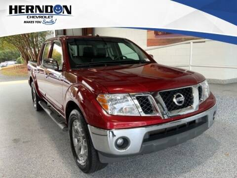 2019 Nissan Frontier for sale at Herndon Chevrolet in Lexington SC