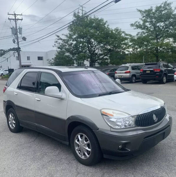2004 Buick Rendezvous for sale at Discount Auto Sales in Passaic NJ