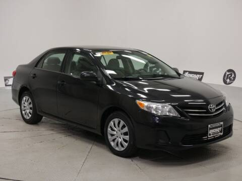 2013 Toyota Corolla for sale at Cj king of car loans/JJ's Best Auto Sales in Troy MI