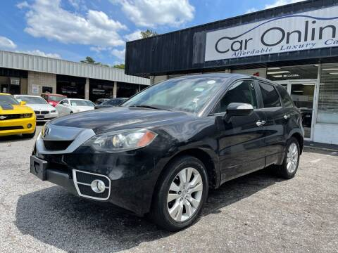 2012 Acura RDX for sale at Car Online in Roswell GA